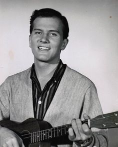 Pat Boone--wholesome, All American singer & sweetheart. He wrote a book about teenagers that I practically memorized