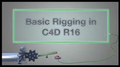 Basic Rigging in Cinema 4D in Best of C4D Tutorials. on Vimeo