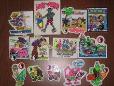 Surf stickers!! :)