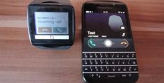 BlackBerry bring smartphone.