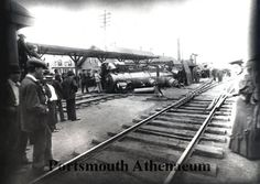 1894 Accident at Portsmouth RR