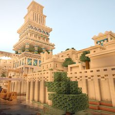 From stunning architecture to pixel art to complex contraptions, these massive 'Minecraft' projects will astound you.