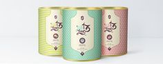 Pali Tea Packaging (Student Project) on Packaging of the World - Creative Package Design Gallery