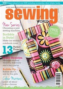 Sewing World June 2013 - Download free sewing pattern from http://www.sewingworldmagazine.com/info/downloads-6030.aspx
