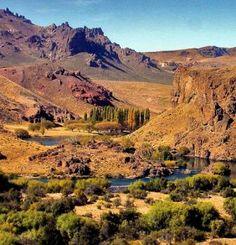 Un hermoso Lugar, de valle hermoso de la Provincia del Neuquen-Argentina