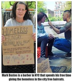 Dump A Day Faith In Humanity Restored - 15 Pics Real Hero, Compassion, Homeless People, Amazing People, Good People, Inspiring People, Jay Park, Phone Card, Free Time
