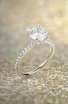 Great... Vintage Engagement Rings Near Me. #engagementring