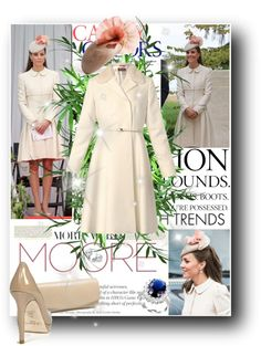 """""""Kate Middleton for WW1 100 Years Commemoration"""" by baby-dancer on Polyvore"""