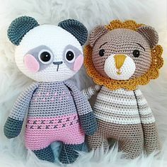 "1,085 Beğenme, 13 Yorum - Instagram'da AMALOU.Designs  (@amalou.designs): ""@rinabrandhaakcreaties I love your picture of Nele and Leo!!! Thank you!! Pattern/Anleitung in my…"""