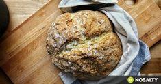 Házi kenyér, élesztő nélkül recept képpel. Hozzávalók és az elkészítés részletes leírása. A házi kenyér, élesztő nélkül elkészítési ideje: 35 perc Kenya, Food And Drink, Bread, Cooking, Orchid, Pizza, Baking Center, Koken, Breads