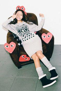 Today's Hot Pick : Glass Eyes Sweater Dress http://fashionstylep.com/SFSELFAA0005886/aurajen/out