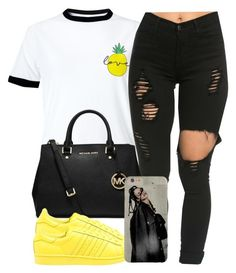 """""""get you good x Roy Wood$"""" by chanelesmith51167 ❤ liked on Polyvore featuring art"""