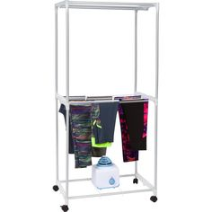 Amazon.com: Simple Living Electric Portable Clothing Dryer   Compact Clothes  Dryer   Dries