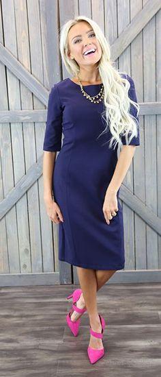 Kennedy Dress  Mikarose