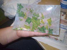 bandejas de cristal para decoupage. AYUDA!! | Aprender manualidades es facilisimo.com
