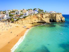 The #Algarve #Portugal is one of Four family-friendly hot spots you'll want to visit in 2018 according to Rogers 16-02-2018 | For sunshine, scenery and exposure to a different culture, take the kids to The Algarve, Portugal's southernmost region. You'll find endless things to do: explore nature reserves, learn to kitesurf or visit the Roman ruins near the town of Estoi. Go dolphin-watching, run wild at Zoomarine theme park or just relax on a beautiful beach. Wind down each day with delicious…