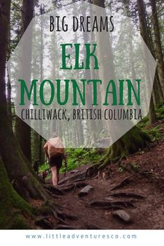 If Elk Mountain in Chilliwack, British Columbia isn't on your bucket list yet-it needs to be if you want to view the beautiful Fraser Valley below! Cool Countries, Countries Of The World, Outdoor Life, Outdoor Living, Stuff To Do, Things To Do, Adventure Company, Best Hikes, Car Travel