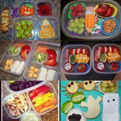 Cute idea for school lunch