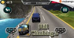 Perfect game for everyone who is into #Racing Games, Go up and up as much you can with Hill Climbing 2. by ‪#Joltaapps‬  Download now! http://www.mobango.com/hill-climbing-2/?cid=1865841&catid=10&track=Q106X1172