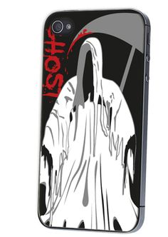 ghost cover iphone halloween edition