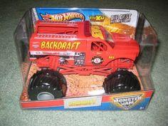 BackDraft Monster Jam Hot Wheels MAX-D Decade of Maximum Destruction 1:24 Scale (Large Truck), http://www.amazon.com/dp/B00D3AW4SU/ref=cm_sw_r_pi_awdm_YUMqtb15RJRHQ