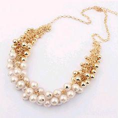 2016 Necklaces pendant necklace women necklace jewelry wholesale plants Korean version Retro Necklace hot new beauty palace N34