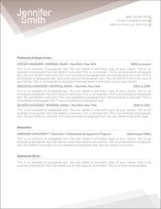 14 best FREE Resume Templates images on Pinterest | Resume cover ...