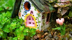 more Faerie houses