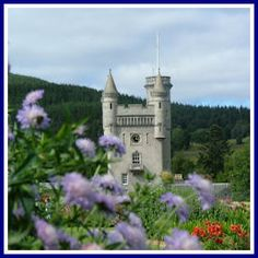 Balmoral Castle, Scotland. I would love to spend a night in the school house cottage.