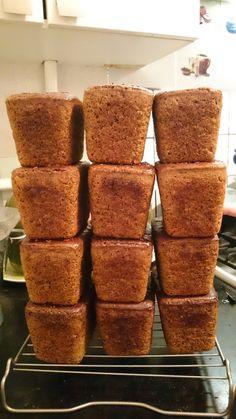 Много, много Силлы! Невероятно вкусный хлеб!