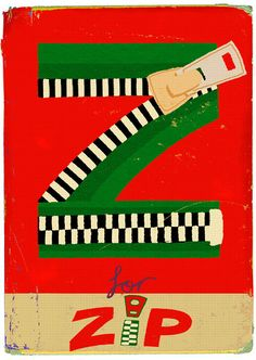 Z is for Z by Paul Thurlby