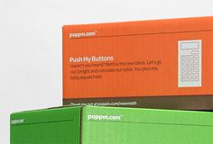 Great branding and package design for office supplies by Apartment One (via DWL)