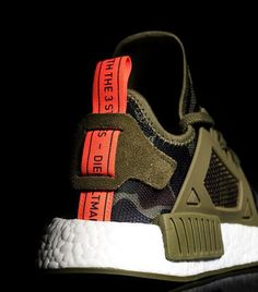 adidas NMD R2 Womens Green Laced