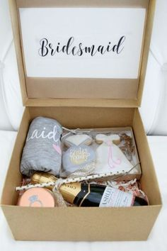 Will You Be My Bridesmaid 18 Creative Proposal Ideas