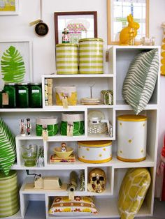 Skinny laMinx interviewed the Queen of colourblocking – Paula from Inspirational Gifts, Apartment Living, Bookcase, Shelves, Skinny, Interior Design, Cape Town, Gift Guide, South Africa