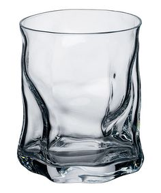 Loving this Sorgente Double Old Fashioned Glass - Set of Six on #zulily! #zulilyfinds