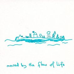 life flow by foreststories