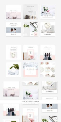 Instagram Feed Layout, Instagram Post Template, Instagram Design, Free Instagram, Instagram Posts, Social Media Banner, Social Media Template, Social Media Design, Social Media Graphics