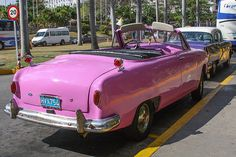 Taxis out front of the Hotel Nacional, Havana, Cuba | Flickr