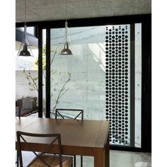Pois - Films pour vitres / Window Film - Design : Sophie Briand