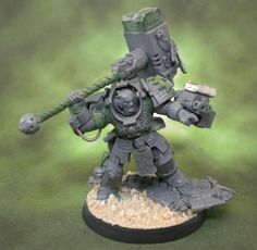 chapter master burning blade storm bolter - Google Search