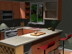 is a cabinet design software for cabinet makers (frame or frameless cabinets), kitchen designers, closets and much more. Interior Design Software, Cabinet Makers, Cabinet Design, Kitchen Design, Kitchen Cabinets, Home Decor, Kitchen Cupboards, Homemade Home Decor, Cuisine Design