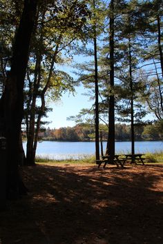 Come enjoy a weekend on our Campground and enjoy the view of Hillview Lake!