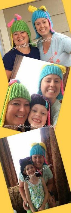 Fun Wig Free Crochet Pattern