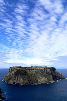 The imposing dolerite columns of Tasman Island   34 Reasons Australia Is The Most Beautiful Place On Earth