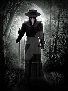 black outfit plague doctor - Google-søgning
