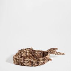 FISH-SHAPED BASKET - Baskets - Bathroom | Zara Home Poland