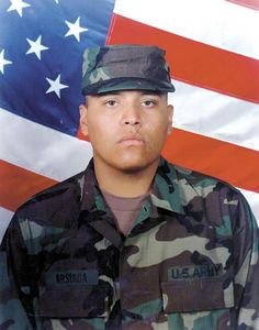 Spc. Israel Garza, 25  Lubbock   Operation Iraqi Freedom   April 4, 2004   Spc. Garza was killed when his unit was attacked by opposition forces in Baghdad, Iraq.
