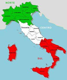 mapa da italia Mapa Itália, Principais Cidades   Roma, Veneza, Florença | Italy  mapa da italia
