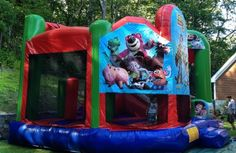 Bounce House Jigsaw Puzzle - click to play!